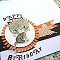 [carte] happy birthday