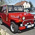 Grandin automobiles jeep dallas 4x4 sinpar