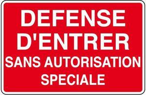 Panneau-PVC-Defense-entrer-sans-autorisation-CI61
