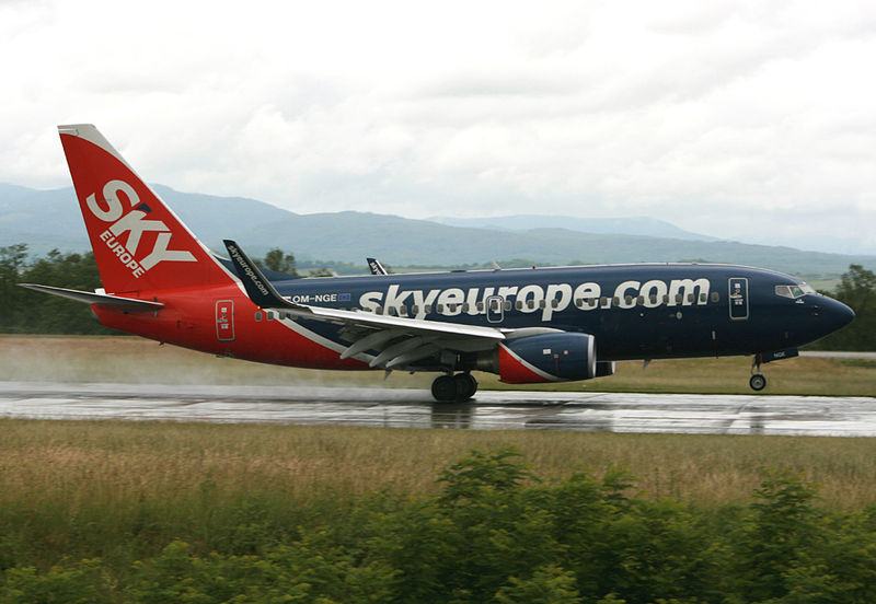 SKYEUROPE AIRLINES