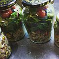 Recette : les salades en pot pour une semaine tranquille !
