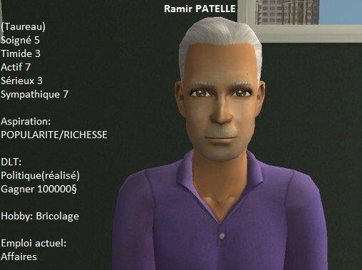 Ramir Patelle