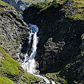 Le pays des cascades