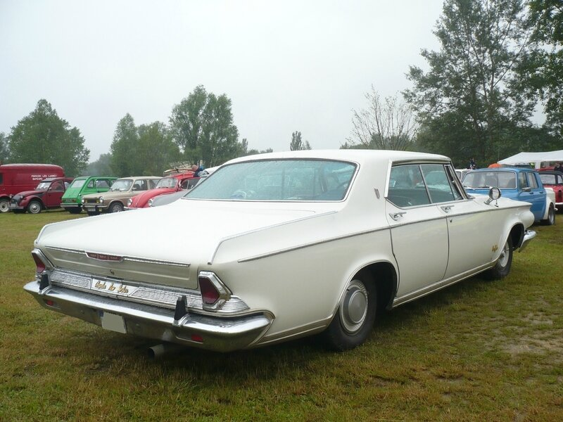 CHRYSLER New Yorker 4door hardtop 1964 Madine (2)