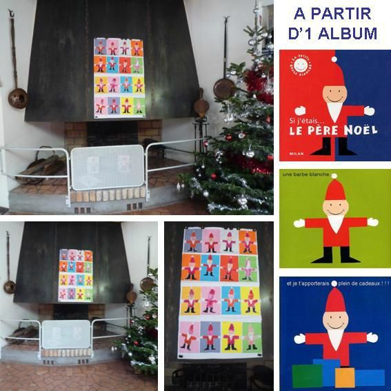 En attendant le p re no l le mas des p qu lets - Noel petite section ...