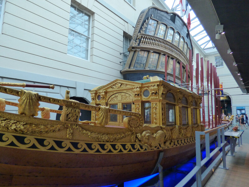 17 Londres National Maritime Museum (3)
