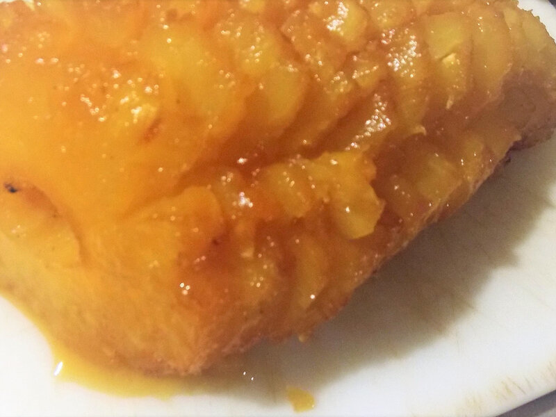 ananas rôti 0