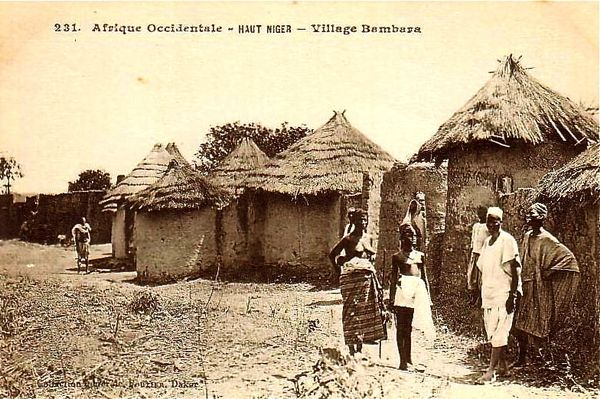 village bambara