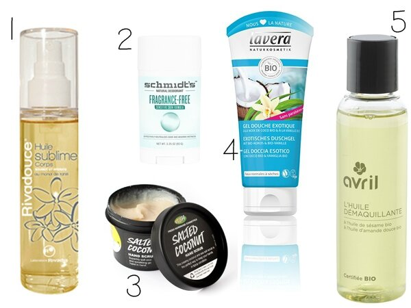 2 Top 2016 Ma Bulle Cosmeto Soin Corps