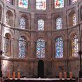 La cathédrale saint-lazare d'autun, l'intérieur