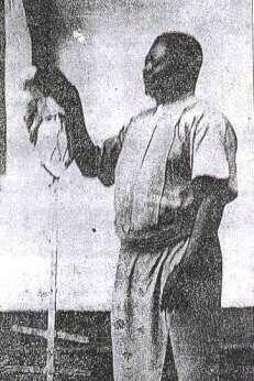 Mfumu Kimbangu i Mfumu ku Kongo