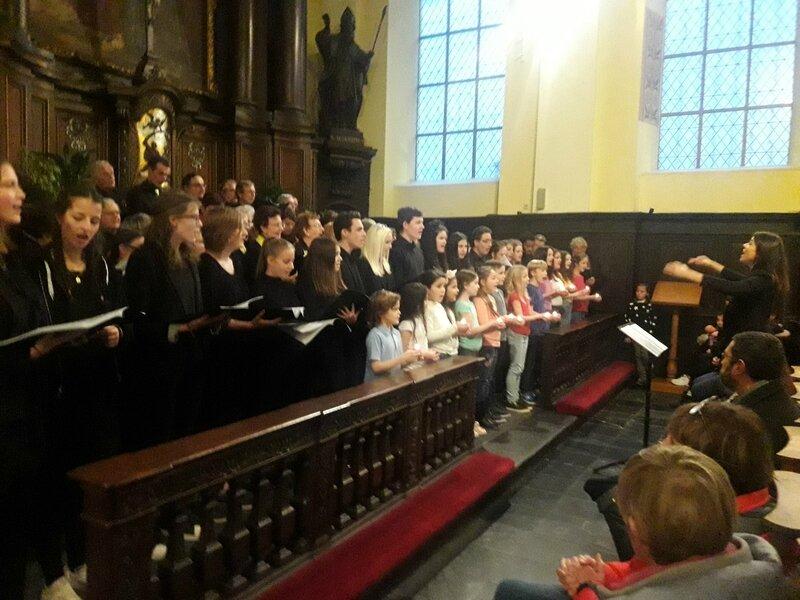Concert Noël Emulation Cigale Jeunes 2017