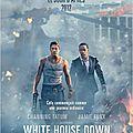 Critique ciné - white house down