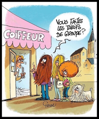 deconfinement coiffeur