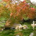 Aujourd hui, promenade dans le jardin de la villa imperiale katsura ...