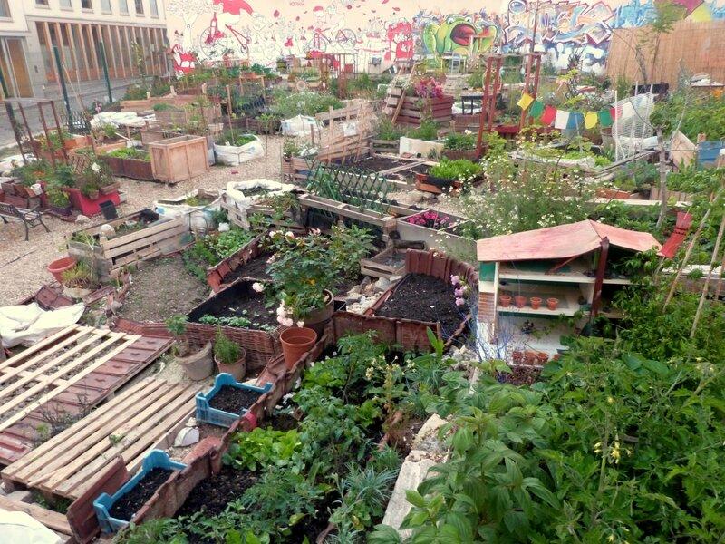 Le Jardin de la Cité 5