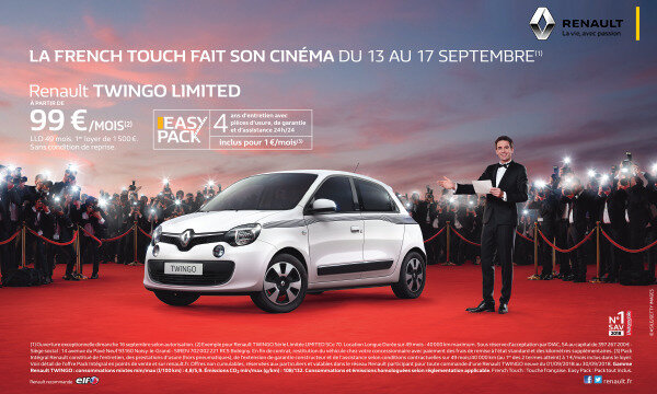 FRENCH TOUCH 2018 TWINGO