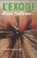 Jean Sulivan, L'Exode, DDB