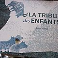 La tribu des enfants, de lane smith