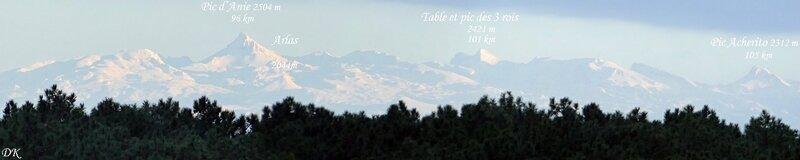 Pic d'Anie - Table des 3 Rois
