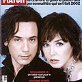 Paris match 2/03/2003