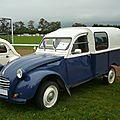 CITROËN 2CV fourgonnette 1969 Créhange (1)