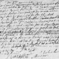 Breard Christophe & Lecerf Marie Anne - Mariage 1715