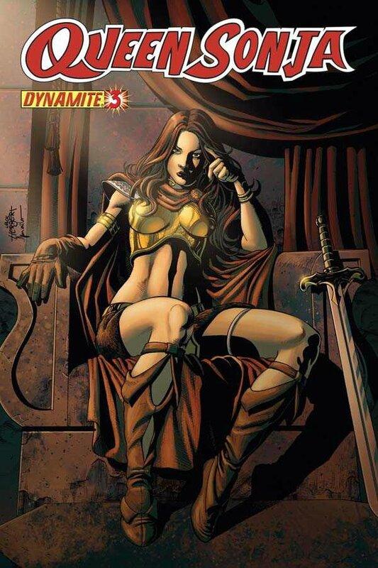 dynamite queen sonja 3