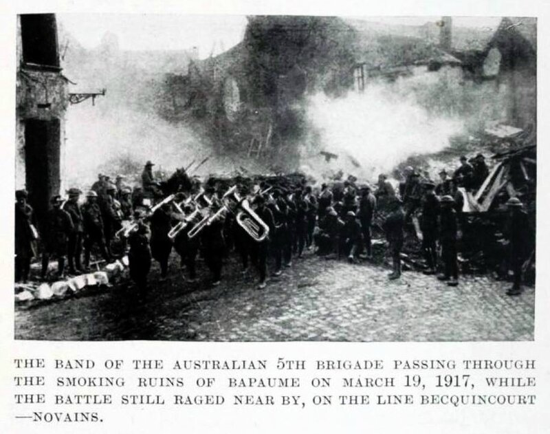 Band of australiens