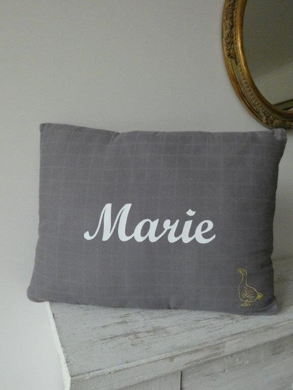 Coussin Marie