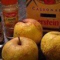 Compote de pommes facile !
