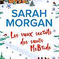 Les voeux secrets des soeurs mcbride de sarah morgan