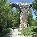 Circuit des vestiges de l'aqueduc du gier – brignais 69530 monts du lyonnais