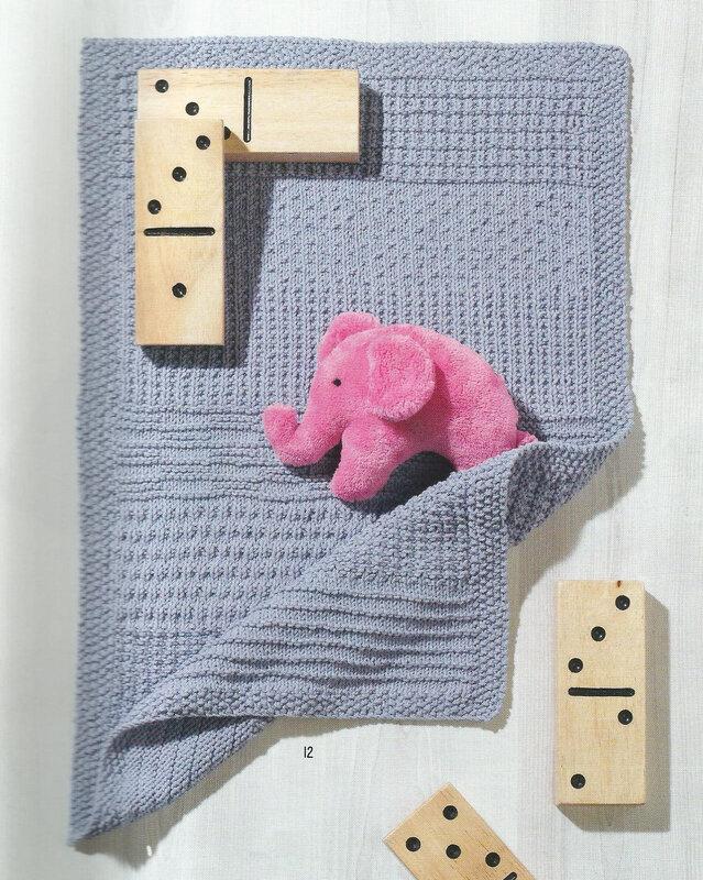 couverture katia bébé