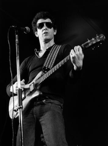 1977 04 16 Lou Reed Palais des Sports St Etienne 05