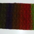 Snood multicolore 5