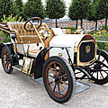 Le zebre type a3 rotonde 1911