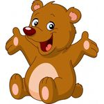 sticker-enfant-ourson