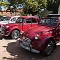 Savigneux 42 2018 expo voitures de collection vh 2cv