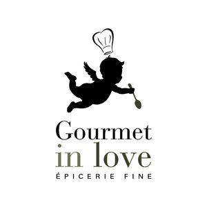 logo-gourmet in love