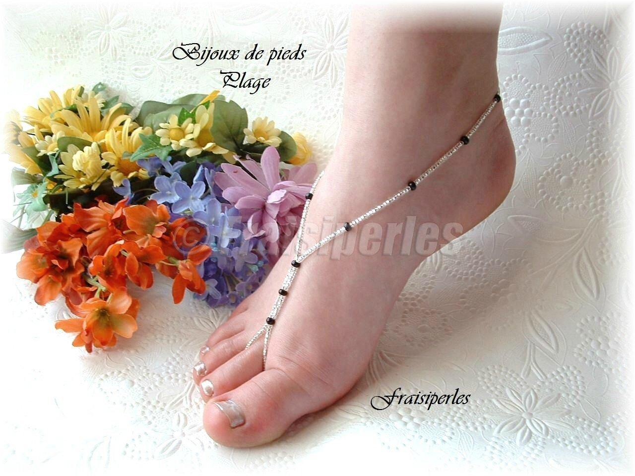 Bijoux de pieds Plage copy