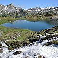 Lacs d'Ayous, lac Roumassot (64)