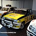 Renault 5 turbo (tour de Corse)(Cité de l'Automobile Collection Schlumpf à Mulhouse) 01