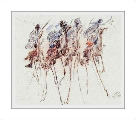 aquarelle A. Tambo