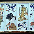4 geishas