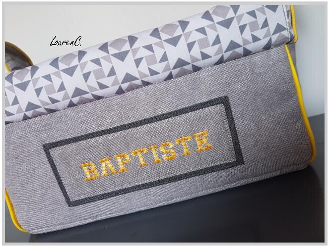 CORBEILLE BAPTISTE DETAIL NOM