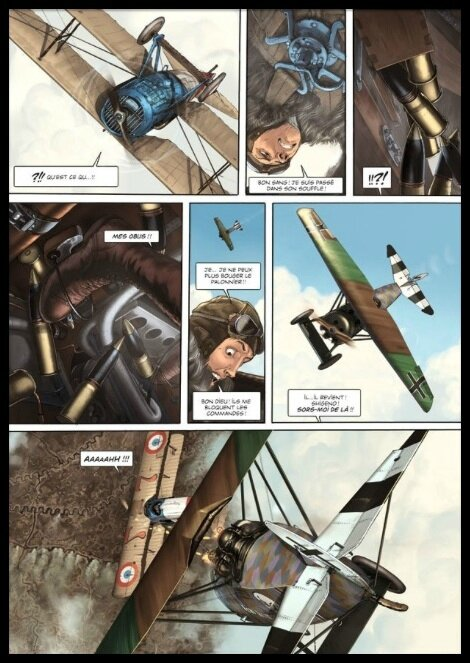 le pilote a l edelweiss tome 3 5
