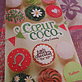 Les filles au chocolat - cœur coco