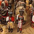 Les poupées vaudou du maître marabout ife