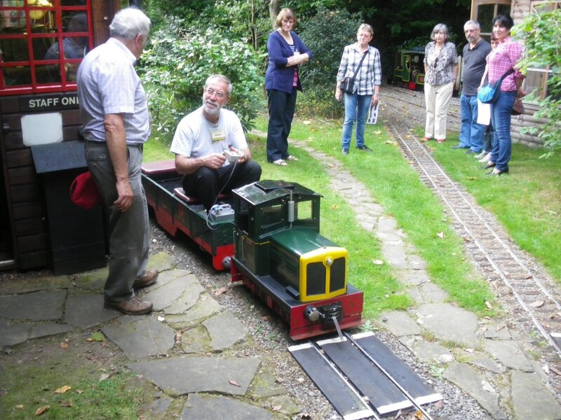 0493 Chaldon Light Railway 18 septembre 2014